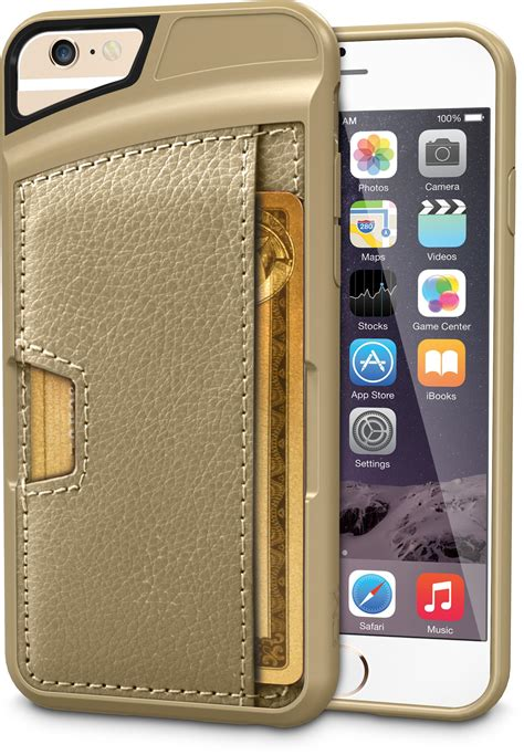 amazoncom iphone  wallet case  card case
