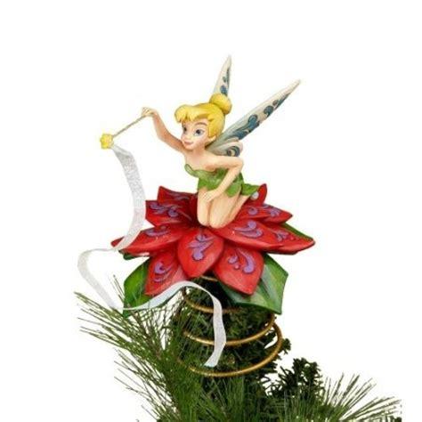 tinker bell tree topper disney christmas pinterest