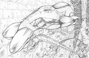 Spiderman Alleyway - Pencil by TheEndofOurLives on DeviantArt