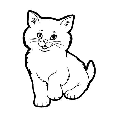 Kleurplaat Kttens by Katten Kleurplaten Kleurplatenpagina Nl Boordevol