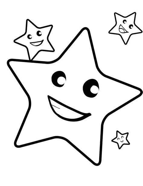 star coloring page google search   kids star