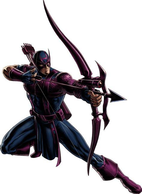 Ojo Halcon The Supers Avengers Marvel