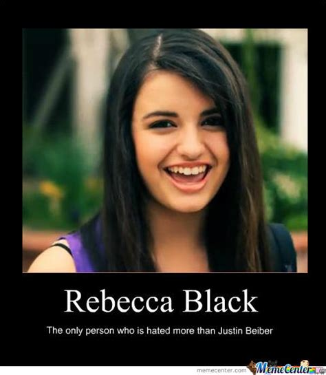 Rebecca Black Friday Meme - rebecca black by tnysmn meme center