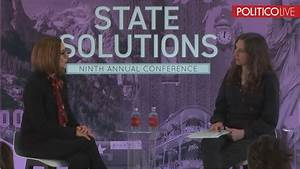 Oregon Governor Kate Brown discusses automatic voter ...