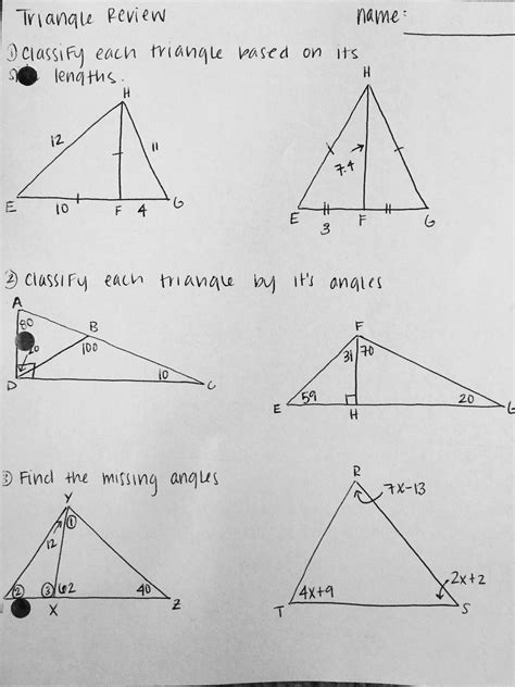 images   congruent triangles worksheets