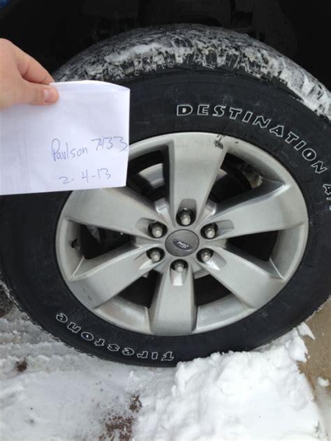 fxfx wheels  firestone tires ford  forum