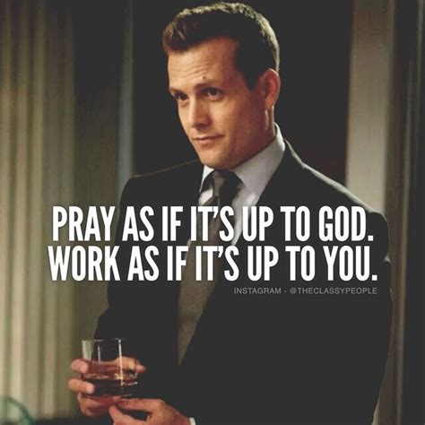 pray      god work