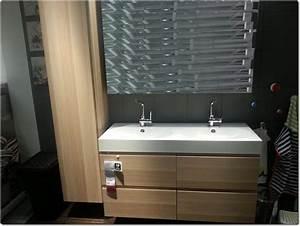 Meuble De Salle De Bain Ikea : meuble double vasque salle de bain ikea ~ Dailycaller-alerts.com Idées de Décoration