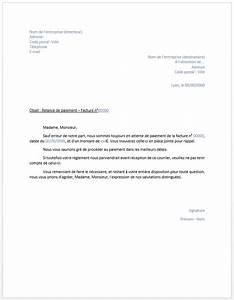 Modele De Lettre De Relance : mod le gratuit de lettre de relance de paiement ~ Gottalentnigeria.com Avis de Voitures