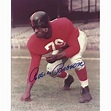 Rosie Brown Autographed New York Giants 8X10 Photo, As ...
