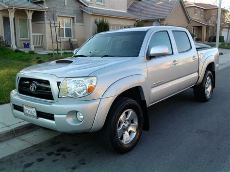 riestramiguel  toyota tacoma double cab specs