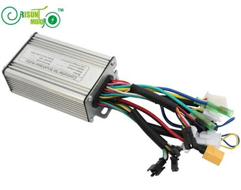 aliexpress buy 24v 36v 250w or 350w brushless ebike controller 6mosfet 20a with