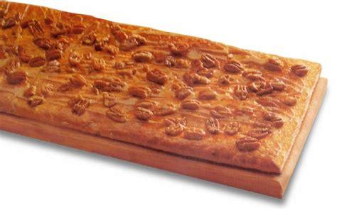 famous alligator pecan pastry  viktor benes bakery