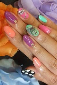 Teen Perfect Nail Art Designs for Summer|