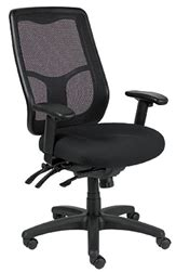 eurotech seating apollo mesh chair mfhb9sl for sale