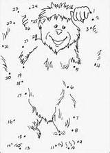 Yeti Coloring Pages Template 28kb 295px Sketch Templates sketch template