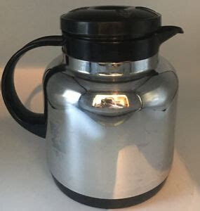 Coffee mrc, replacement decanter, 12 cup, white. MR. COFFEE Stainless Steel Replacement Thermal Carafe CT-83 For TC83 TC83D TCX83 72179007951 | eBay