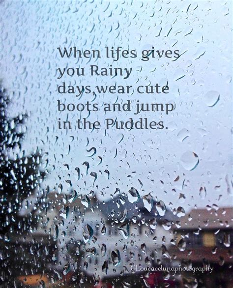 rainy day quote beautiful quotestouch  heart