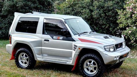 Mitsubishi Pajero Evolution Ralliart Pajero Evo — owner ...