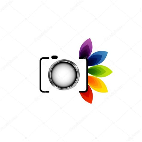 photography logo stock vector  sanayamirza