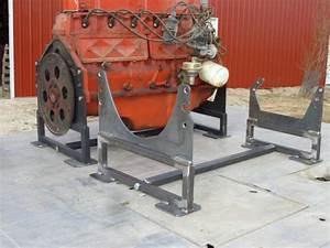250  292 Engine Stand