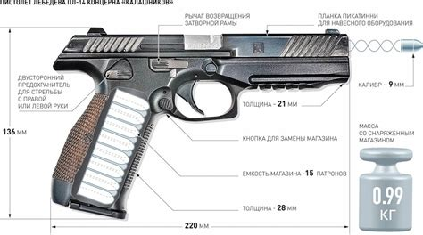 Испытания нового пистолета ПЛ-14 завершатся до конца 2017 года
