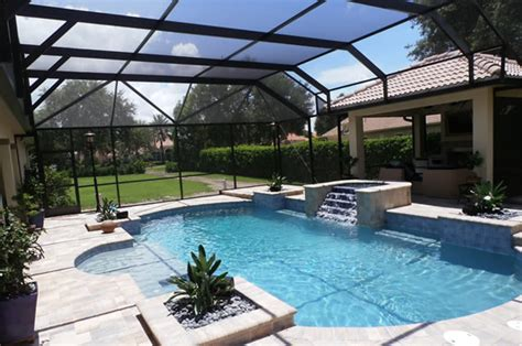 Orlando Daytona Beach Inground Swimming Pool Builders