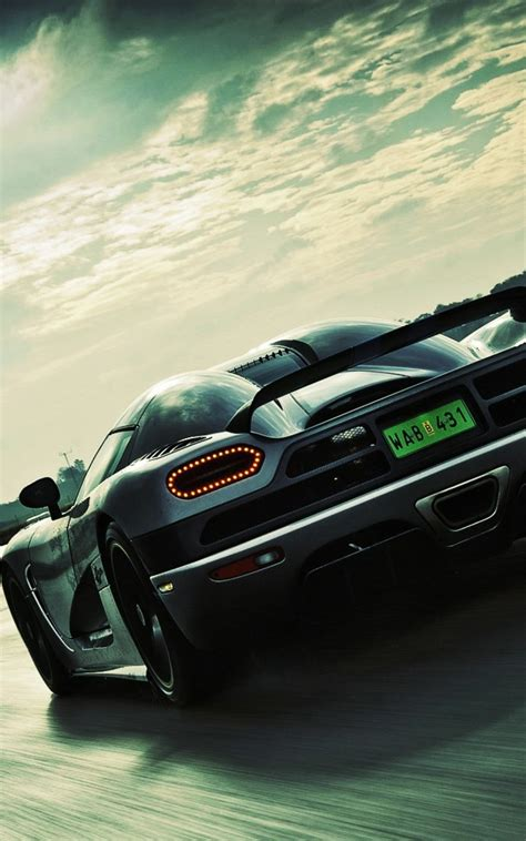 koenigsegg super car android wallpaper