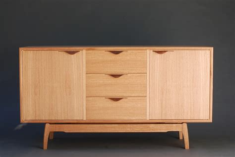 Erasmus Furniture by Shadow Sideboard In Blackbutt