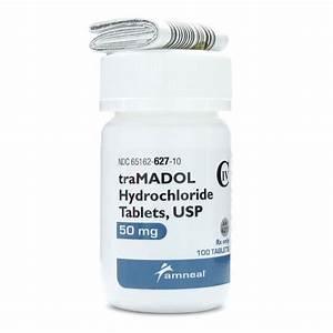 Tramadol Hcl  C Bottle