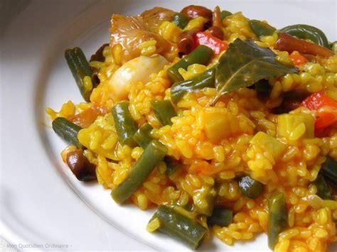 recette de cuisine vegetarienne paëlla végétarienne recette de paëlla végétarienne