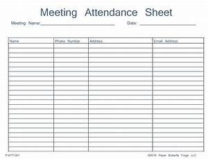 aa meeting quotes like success With meeting attendance list template