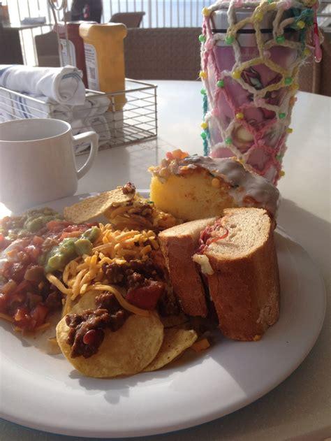 gem cuisine restaurant bar lounge food on gem ship cruise critic