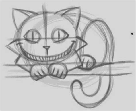 draw  cheshire cat easily icreativeideascom