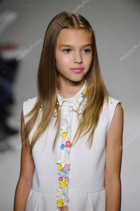 Bonnie Young Preview At Petite Parade Kids Fashion Week