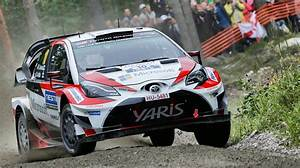Toyota Yaris Wrc : toyota yaris wrc wins in finland drive safe and fast ~ Medecine-chirurgie-esthetiques.com Avis de Voitures