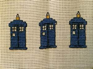 Doctor Who  Tardis Coin Purse  U00b7 How To Make A Stitched