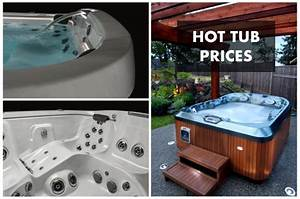 Hot Tub Prices Can Vary Drastically