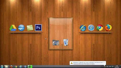 comment faire apparaitre les icones sur le bureau comment mettre un icone sur le bureau