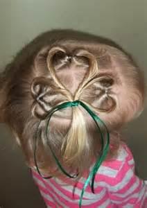 Easy Hairstyles for Short Hair Kids Girls