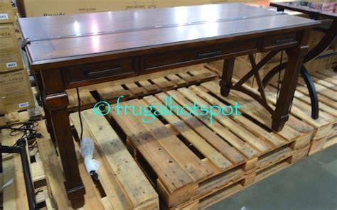 bayside writing desk costco costco bayside furnishings writing desk 299 99 frugal