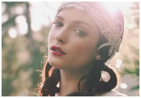 Beautiful Twenties-style Wedding Hair Accessory