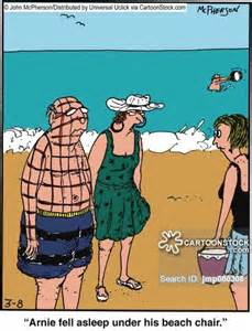 beach chairs cartoons and comics funny pictures from