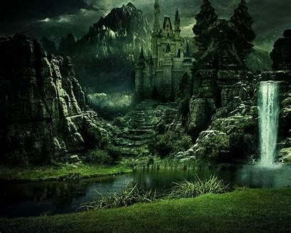 Castle Fantasy Wallpapers Bg Deviantart Moonglowlilly 6h