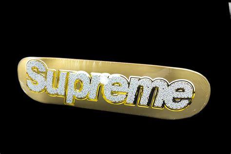 Supreme Skateboard Deck by Supreme Skateboard Deck Accessories