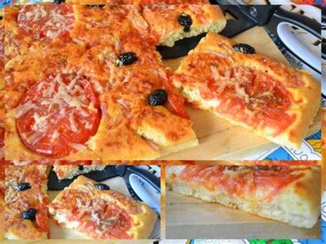 la pate a pizza cyprien recettes de tomates fraiches