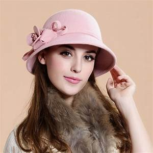 English Style Hats for Women | ... autumn winter woolen ...