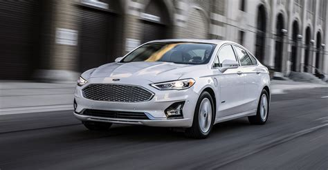 2019 Ford Fusion Debuts With Co-pilot360 Driver-assist