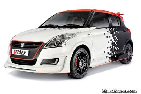 Maruti Suzuki Cars Go Crazy At 2014 Auto Expo