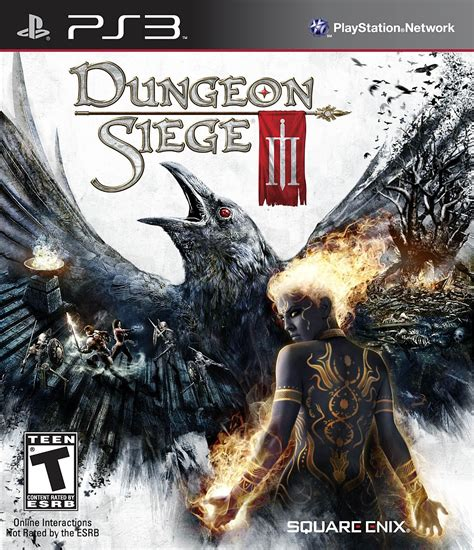 siege ps3 dungeon siege iii playstation 3 ign